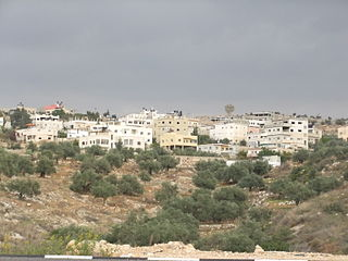Deir Qaddis Municipality type D in Ramallah and al-Bireh, State of Palestine