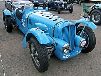 Circuit des Nations - Delahaye 135S