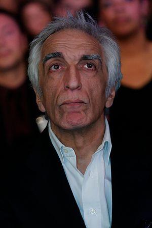Schauspieler Gérard Darmon
