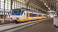 Den Haag HS NSR SGMm 2991 Sprinter 5141 Dordrecht (25225814577).jpg