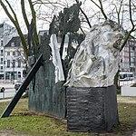 Denkmale Dammtordamm (Hamburg-Neustadt).Mahnmal gegen den Krieg.7.12023.ajb.jpg