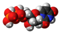 Deoxyuridine diphosphate 3D spacefill.png