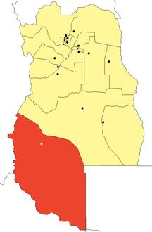 Département de Malargüe