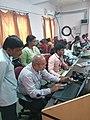 Dept of MassComm, Solapur Wksp2.jpg