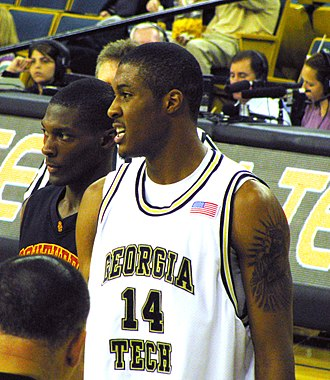 2010 NBA draft - Derrick Favors was selected third by the New Jersey Nets.
