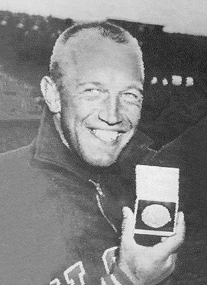 Des Koch - Koch at the 1956 Olympics