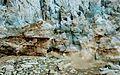 Desprendimiento en la pared del Glaciar Perito Moreno, Santa Cruz, Argentina - panoramio.jpg
