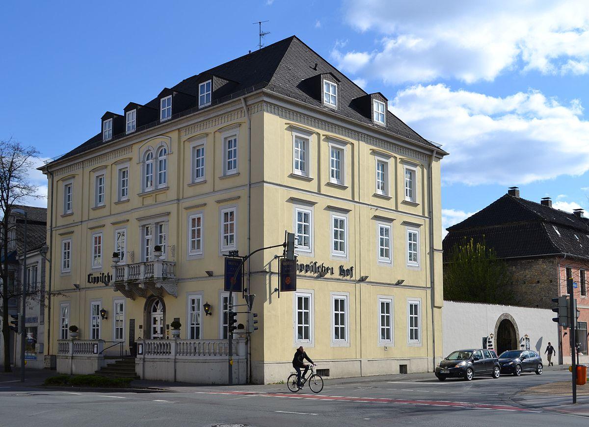 Hotel Garni Am Brunnenplatz Gerolstein