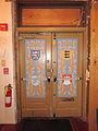 Deutsches Haus NOLA interior front doors.JPG