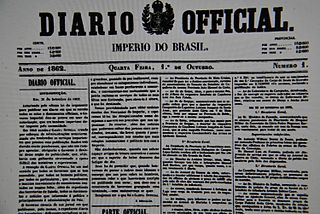 <i>Diário Oficial da União</i>