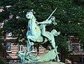 Diana til Hest.JPG