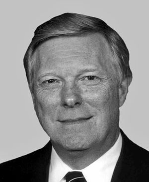 Dick Gephardt - Portrait of Gephardt from the 1997 Congressional Pictorial Directory
