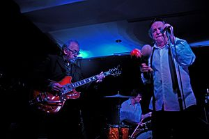 Pretty Things - Phil May and Dick Taylor in 2013