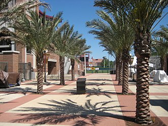 Florida State Seminoles baseball - Dick Howser Plaza