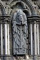 Die Statuen in der Westfassade der Nidaros Kathedrale (untere Reihe). 14.jpg