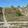 Diese Moto-Cross-Djangos gehen nicht gerade freundlich mit der Landschaft um. - panoramio.jpg