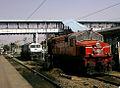 Diesel Loco WDM2 at Secunderabad.jpg