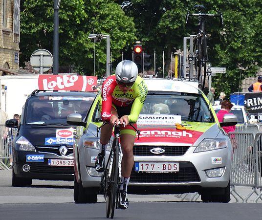 Diksmuide - Ronde van België, etappe 3, individuele tijdrit, 30 mei 2014 (B048).JPG