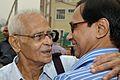 Dilip Kumar Pathak with Kozimuttam Ganapathy Kumar - Kolkata 2015-11-17 4851.JPG