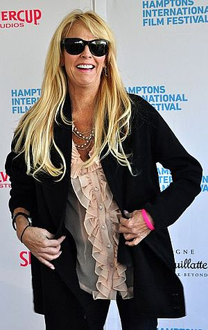 Dina Lohan - Lohan at the 19th Annual Hamptons International Film Festival, October 15, 2011