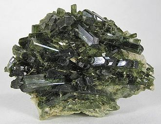 Pyroxene - Diopside crystals from Afghanistan