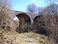 Disused Railway Bridge on River Ogden - geograph.org.uk - 707049.jpg