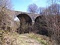 Disused Railway Bridge on River Ogden - geograph.org.uk - 707049.jpg