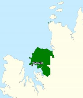 Division of Solomon Australian federal electoral division
