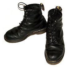 8562a2220ea Dr Martens and many footwear companies are based in the south of the  region, south-east of Wellingborough, at Wollaston