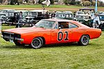 Dodge Charger - Shuttleworth Classic Car Show 2017 (33432865180).jpg