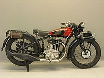 Dollar Model S2 (500 cc) Chaise uit 1930