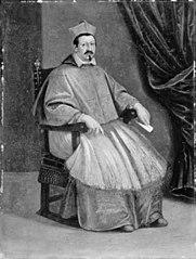 Portrait of Cardinal Borghese
