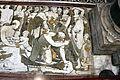 Domenico Beccafumi (disegno), Mosé fa scaturire l'acqua dalla rupe di Horeb, 1524-25, 09.JPG