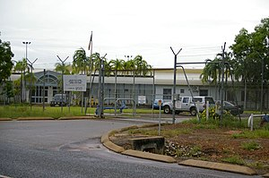 Don Dale Youth Detention Centre - 2008 photograph of prison site.