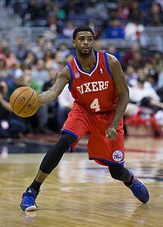 Dorell Wright American basketball player