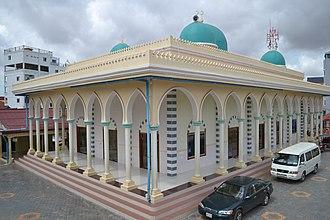 Islam in Cambodia - Nur ul-Ihsan Mosque