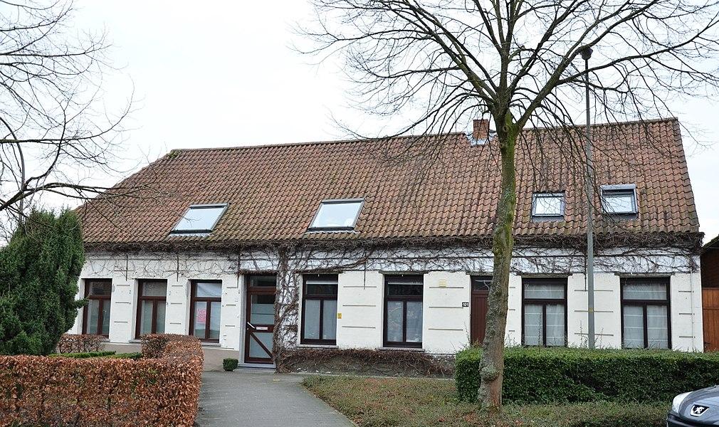 Dorpswoningen, Dorpsstraat 99, Wuustwezel