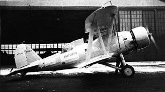 Douglas XFD - The XFD-1 in June 1933