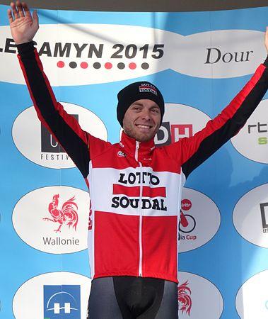 Dour - Le Samyn, 4 mars 2015, arrivée (D03).JPG