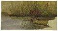 Drawing, A Corner of a Pond, ca. 1860 (CH 18198597).jpg
