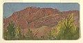 Drawing, Baalbek, mountaincur road, May 1868 (CH 18201127).jpg
