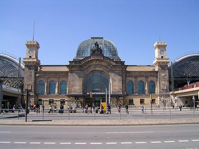 Stazione di Dresda Centrale