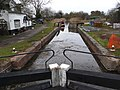 Droitwich Barge Canal, lock No. 1 - geograph.org.uk - 1733289.jpg