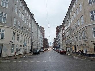 Dronningens Tværgade - Image: Dronningens Tværgade