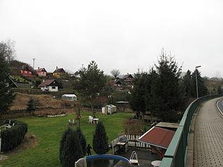 Šemnice Municipality in Karlovy Vary, Czech Republic