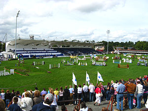 Royal Dublin Society - Main arena