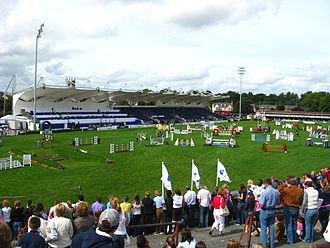 Royal Dublin Society - Main arena