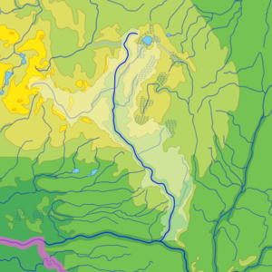Dubysa - Basin of Dubysa