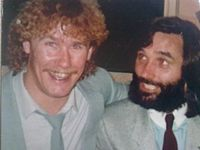 Duncan Waldman & George Best (1982)