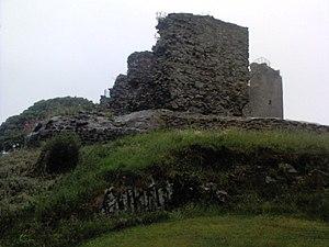 Dundrum Castle - Image: Dundrum Castle 01